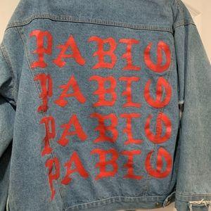 Jackets & Blazers - Distressed Pablo Denim Jacket